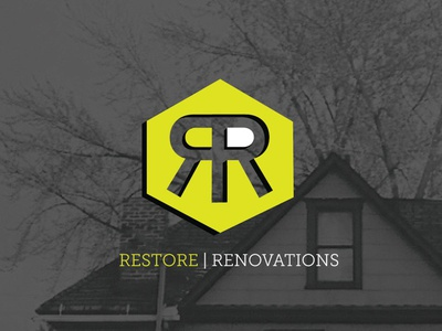 Restore Renovations Branding