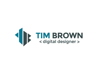 Tim Brown - Digital Designer - Branding