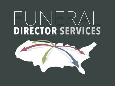 Funeral Director Services - Logo