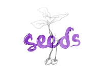 'Seeds' Hand Lettering + Process