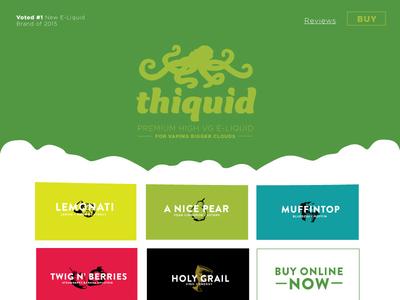 Thiquid Branding