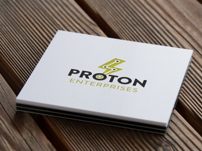 Proton Enterprises - Ubiquitous Mockup Style
