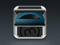 Mixr Crate Icon