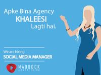 social media hiring campaign part 2