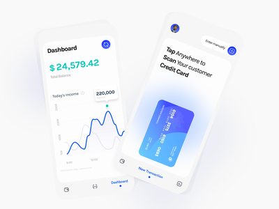 💸 OTransfer / Fintech Cash Money App UI credit card pay payment app fintech app fintech financial finance money management money transfer transactions paypal wallet money illustration flat ux minimal concept ui figma