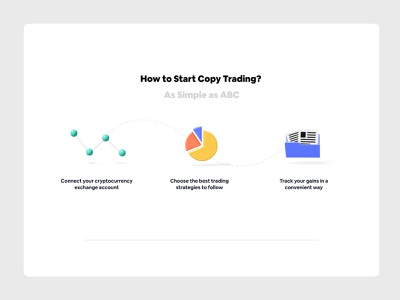  Cryptocurrency CopyTrading Platform Landing page doge coin platform paypal banking coinbase bitmax copy trading 3d illustration webdesign landingpage litecoin payment finance trade ethereum bitcoin cryptocurrency
