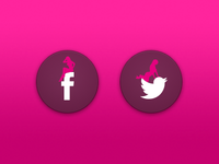 Sexy Social Icons