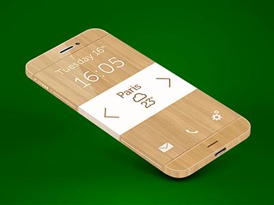 Iphone 6 infinity Woody design graphic iphone 6 wood infinity