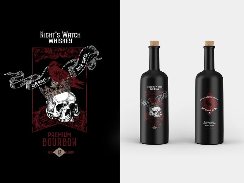 Night's Watch Whiskey