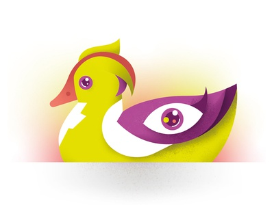 Panoptic Duck