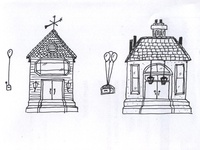 Even More Sketched Houses