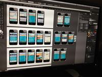 Mobile App User Flow