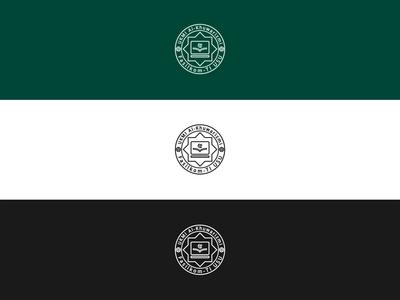 UKMI Al-Khuwarizmi Monogram Logo (Redesign)