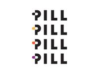 Pill Logo Variation