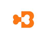 B for Bone Logo