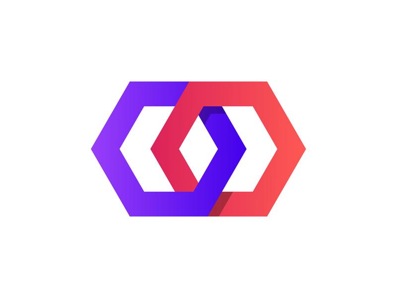 Security Chain Logo safe security app chain ux ui illustration typography type symbol mark monogram brand identity branding logotype logo icon