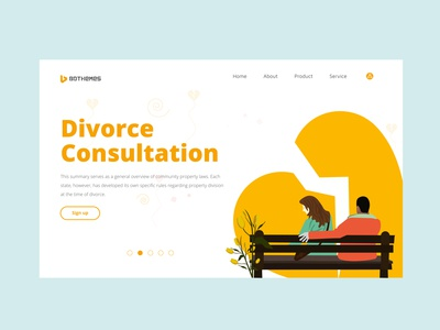 Divorce Consultation - a free theme for your inspiration.