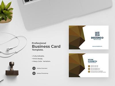 Business Card -40 logodesign business card design visit card flat design modern design visitingcard visiting card professional design visiting card design professional business card