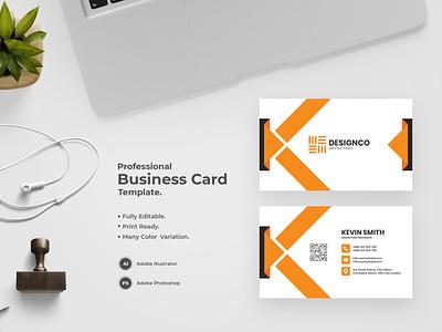 Business Card -41 bdthemes flat design visit card business card design visitingcard visiting card professional design modern design visiting card design professional business card