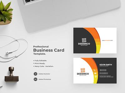 Business Card -47 bdthemes visit card flat design business card design modern design visitingcard professional design visiting card visiting card design professional business card