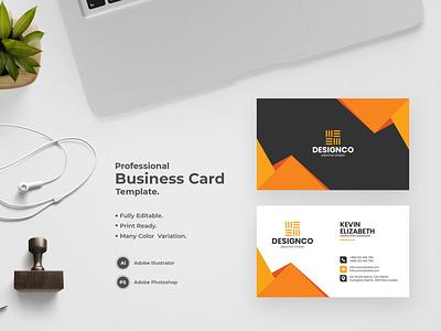 Business Card -48 design visit card flat design business card design modern design professional design visitingcard visiting card visiting card design professional business card