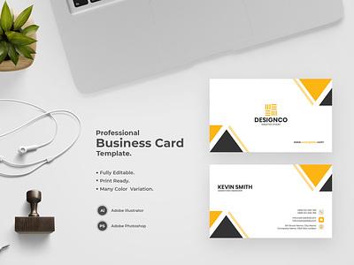Business Card -51 bdthemes modern design visit card flat design business card design professional design visitingcard visiting card visiting card design professional business card