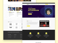 Orphan - Charity WordPress Theme Home Page 5