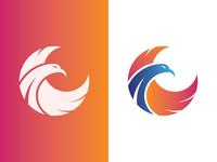 eagle shapes logo