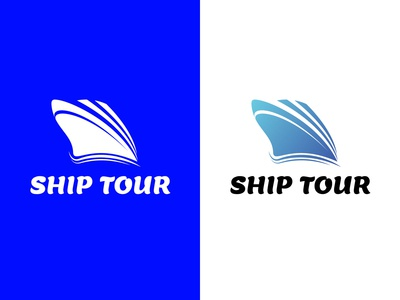 ship tour - cruise  companies logo