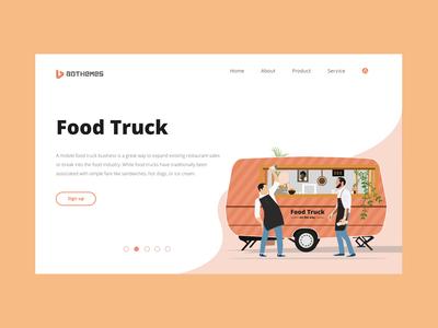 Food Truck - Street food