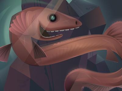 The Frill Shark