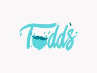 Tudd's Barbershop.