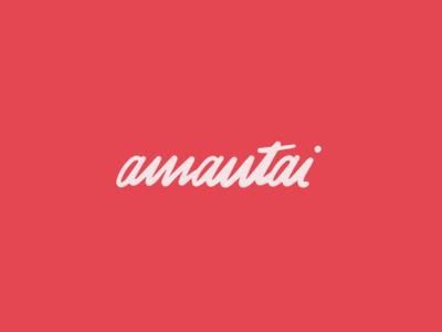 AMANTAI Fashion Brand.