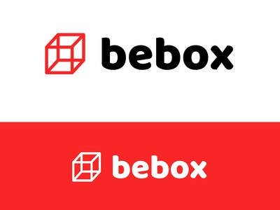 Bebox Logo Design