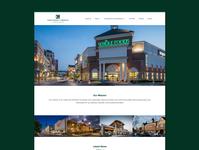 Greenberg Gibbons Website Design Concept