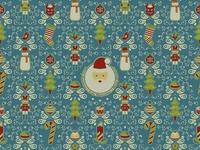 Scratch&Sniff Xmas Wrapping Paper