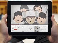 BT Performance Matter - Cartoons