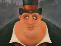 Winston - the Chubby Victorian Gent