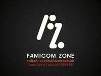 Famicom Zone logo