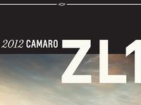 Camaro poster detail
