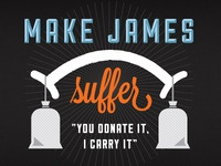 Make James Suffer