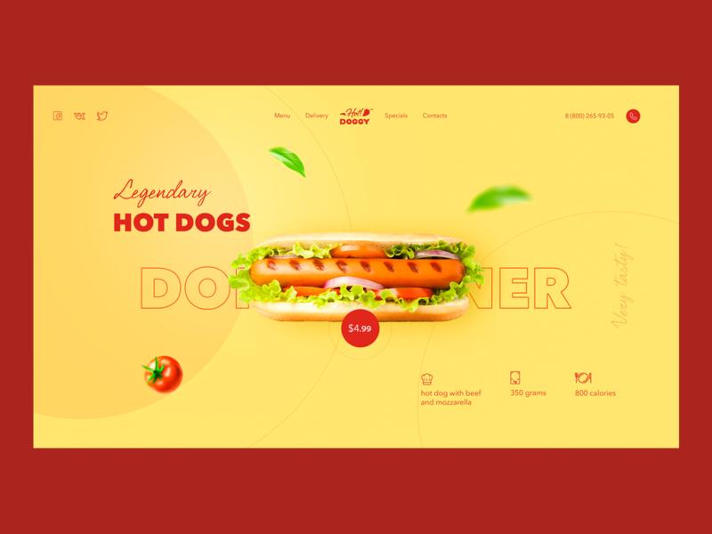 Legendary hot dogs
