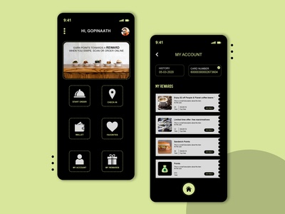 Mobile App - Loyalty Program