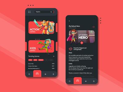 Gaming App Store