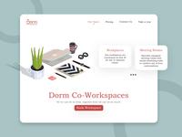 Dorm - Co Workspace's