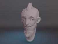 Head Doodle 1