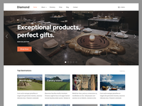 eCommerce/Directory Theme