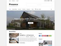 Presence - Blog Demo
