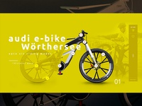 Audi E Bike Worthersee