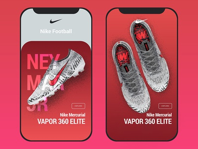 Nike Mercurial Vapor 360 Elite
